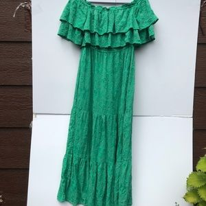BB Dakota Maxi Dress Size Medium